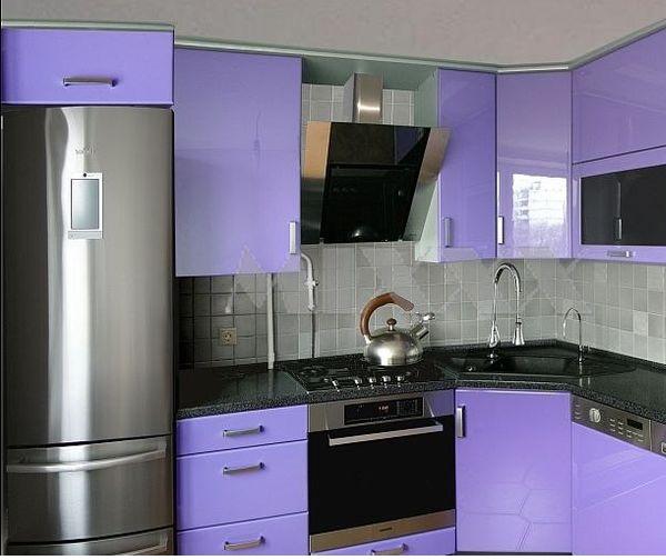Красивый дизайн кухни в хрущевке: Варианты использования пространства на маленьких кухнях