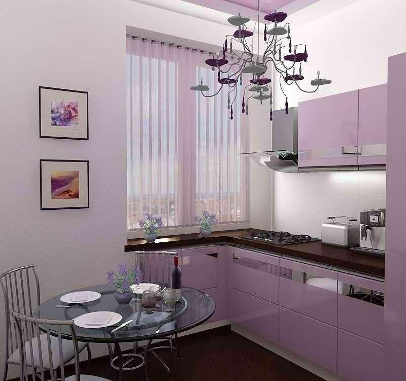 Красивый дизайн кухни в хрущевке: Секреты создания красивого дизайна маленькой кухни