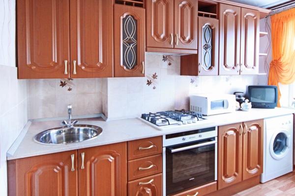 Как декорировать кухонный гарнитур своими руками фото