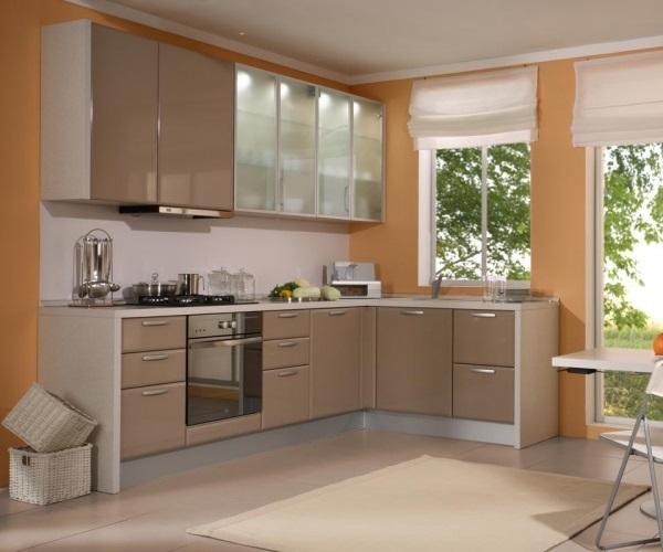 Дизайн света в кухне