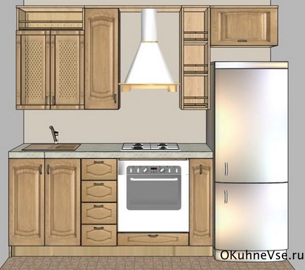 кухни 2-2 фото