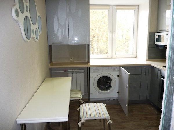 Кухня 6 метров планировка фото
