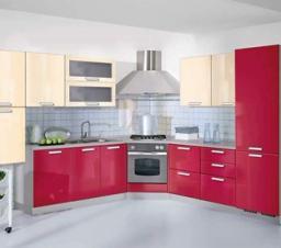 Угловые шкафы на кухне