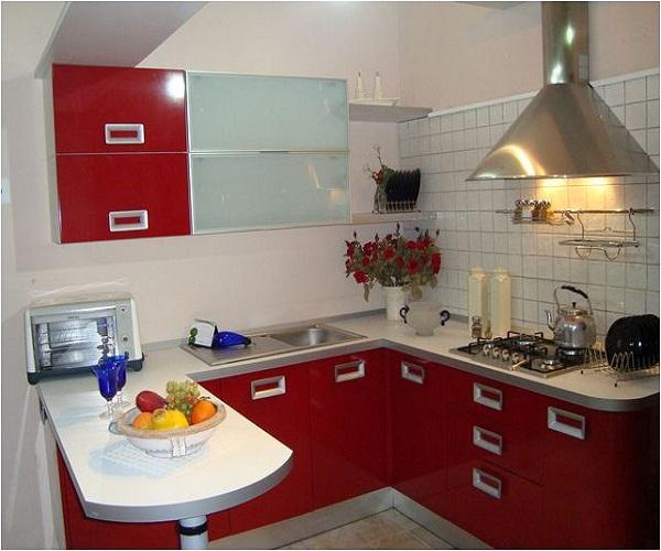 Фото кухни цвет