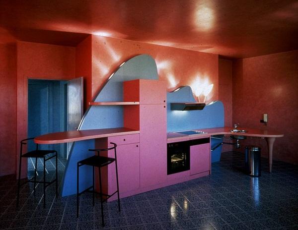 декоративная штукатурка для кухни фото