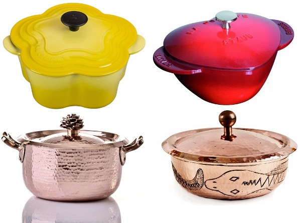 Оригинальная посуда для кухни