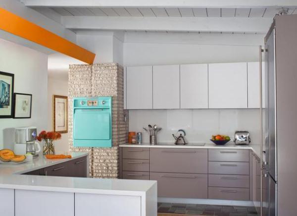 фото кухни светлых тонов
