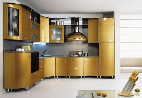 Кухни с цветами современные фото