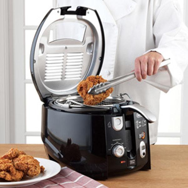 как готовить во фритюрнице