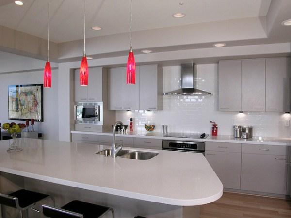 светильники подсветки для кухни