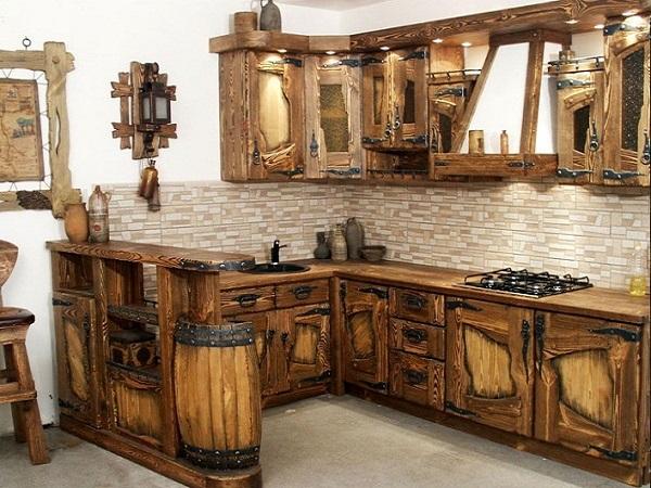 Мебель деревенский стиль