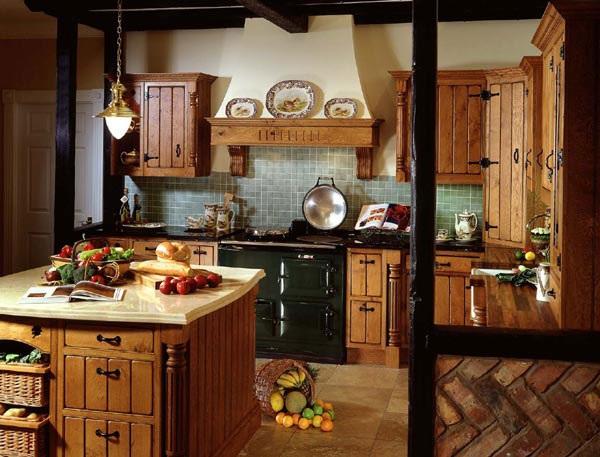 кухни в немецком стиле фото