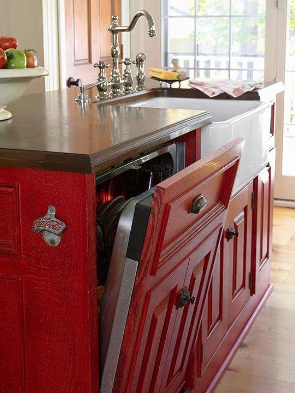 ширина посудомоечной машины
