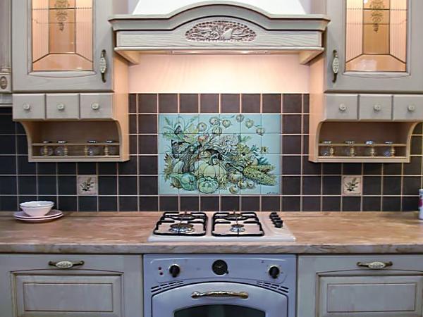 Кухонный фартук из чего можно сделать