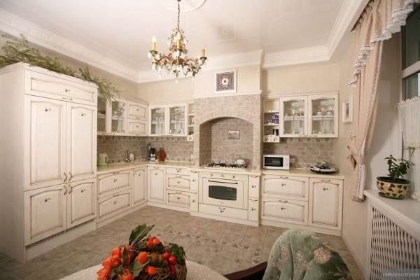 кухня в прованском стиле