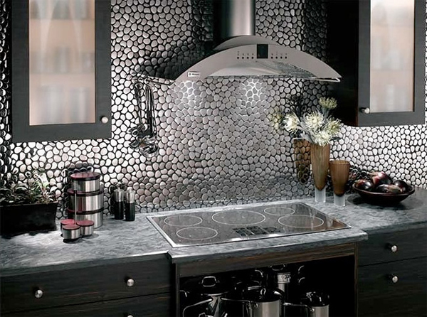 плитка для кухни фартук мозаика