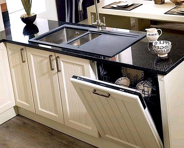 компактные посудомоечные машины встраиваемые