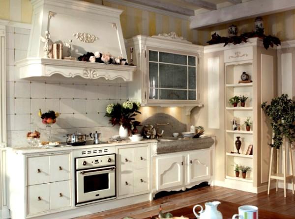 духовка для кухни прованс