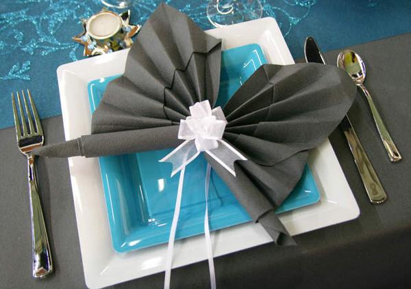 как сделать бумажную салфетку