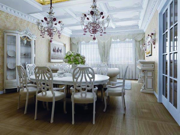 linoleum barokko