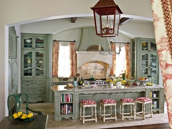 интерьера кухни фото в стиле прованс
