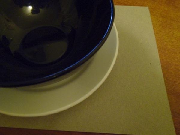 Тарелки для изготовления рождественского венка