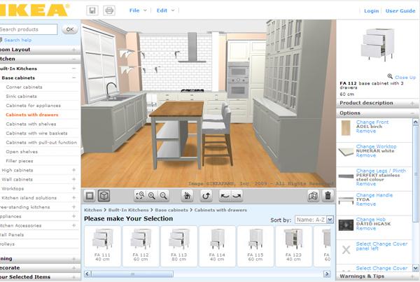 Спроектировать кухню самостоятельно программа бесплатно