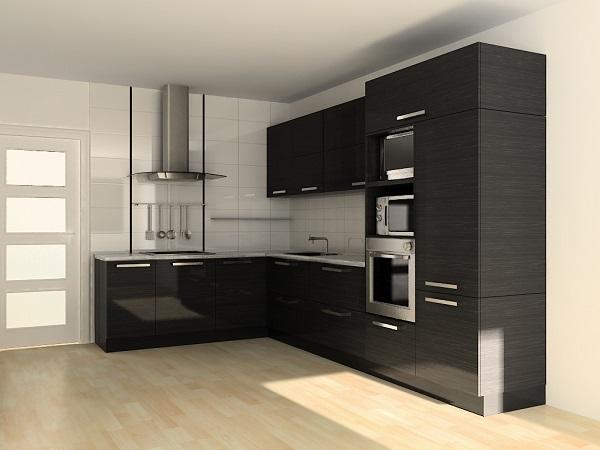 Встроенный холодильник в