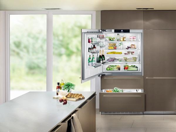 встроенный холодильник атлант