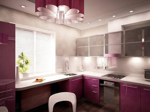 Угловая кухня 3