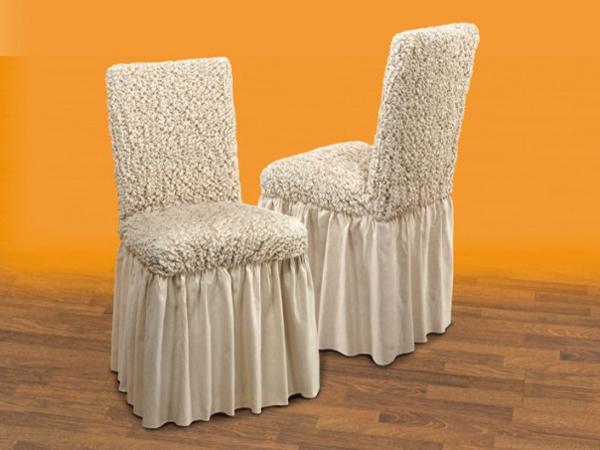 Пошив чехлов для стульев своими руками