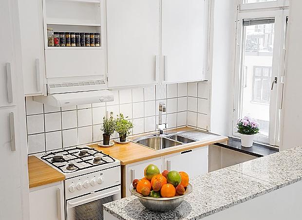 Фото дизайна для кухни 6м2