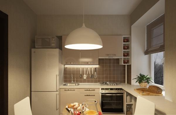 Дизайн кухни 10 кв.м - фото интерьеров кухонь 10 метров ...