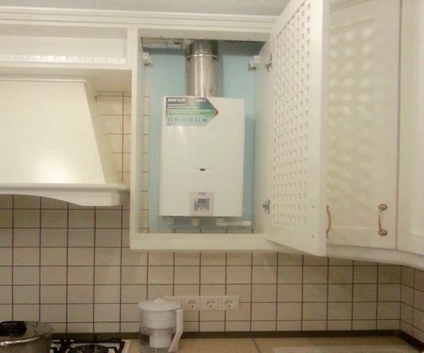 замена электропроводки на кухне фото